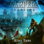 Warper: Origins Cover